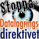 StoppaDatalagringsdirektivet.nu
